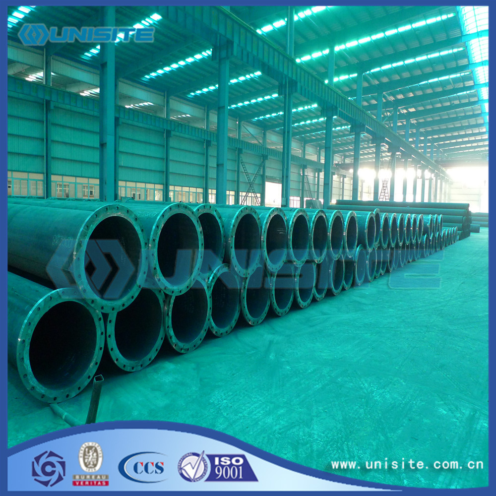 Longitudinal Round Steel Welded Pipes
