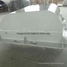 Стеклопластик или стеклоткань Опреснения труб или резервуаров на основе конкретных требований