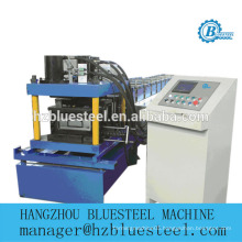 High Speed Hot Sale C Z Purlin Roll Forming Machine, Cheap Metal Purlin Making Machine