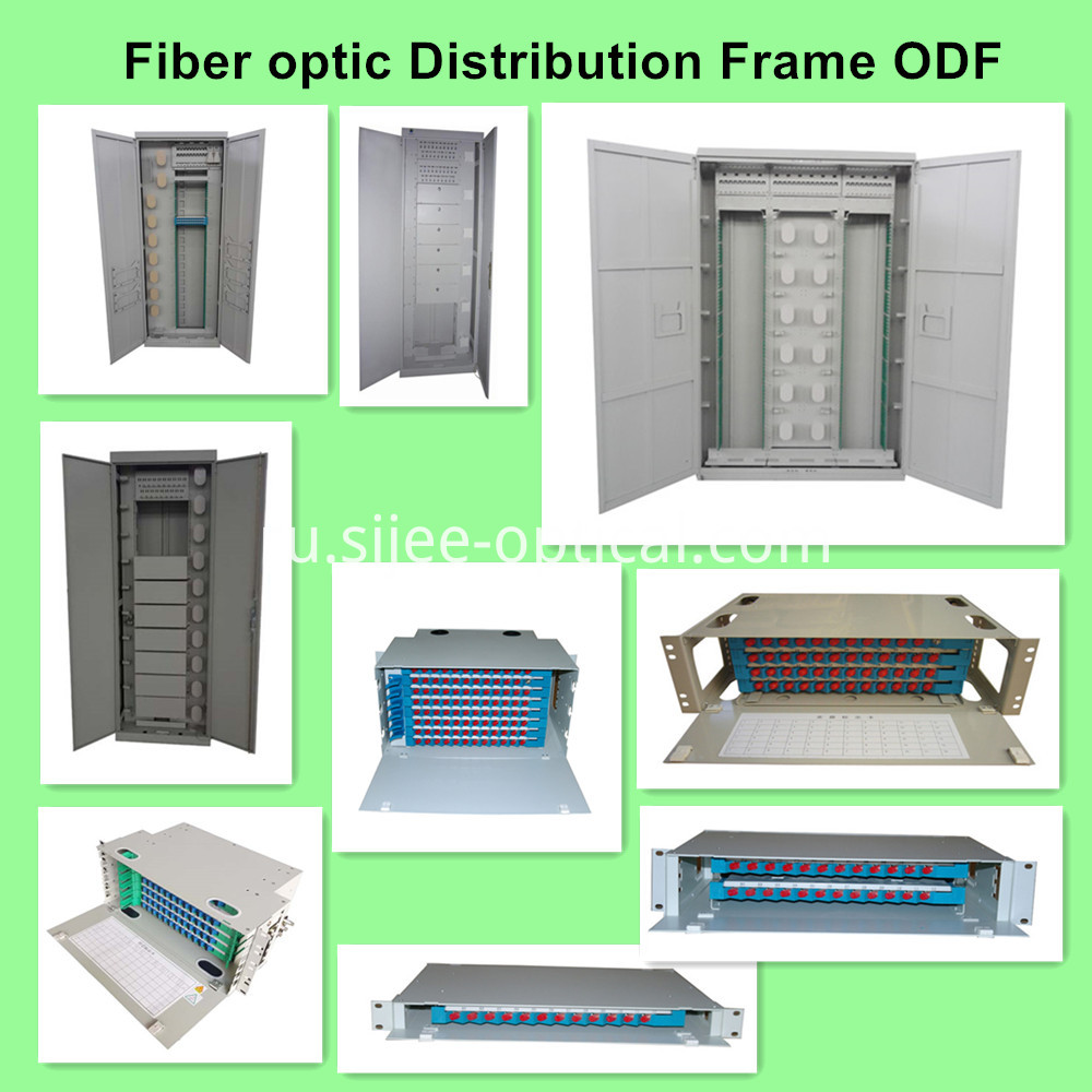 rack mount optical distribution box