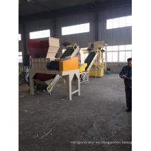 Aire acondicionado radiador separador de cobre de la máquina