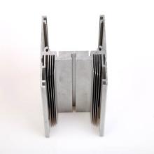 Logement à diodes électroluminescentes à LED Extrusion en aluminium avec finition anodisée