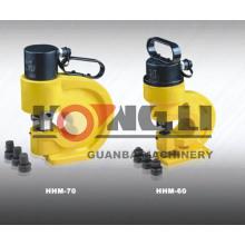 Herramientas de punzonado hidráulicas de alta calidad HHM-60 HHM-70 HHM-80