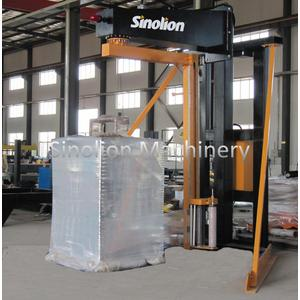 High Efficient Rotary Arm Pallet Wrapping Machine