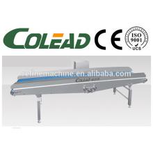 SUS304Conveyor/Horizontal conveyor/Return conveyor/Turntable conveyor/fruit processing equipment