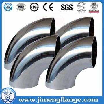 ASME Long Radius Stainless steel Seamless thebow