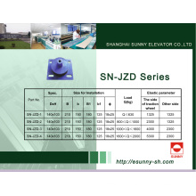 Anti-Vibration Pad for Traction Machine (SN-JZD-1)
