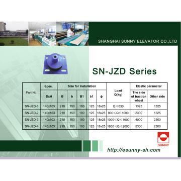 Анти-вибрации колодки для Лифт (SN-JZD-1)