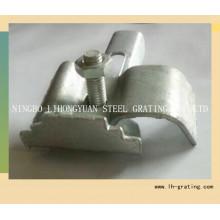 Typ B Befestigungselement für Stahlvergitterung Gitter