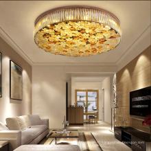 Хорошее качество современного внутреннего декоративного стеклянного потолка Led