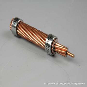 Fio de cobre Strand & Cable