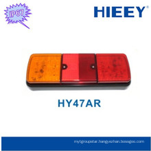10-30V high power led tail light E-MARK Approval led tail lamp for truck and trailer use