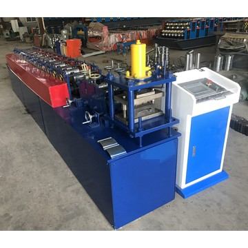 Roller Shutter Door Hanging Panel Machine