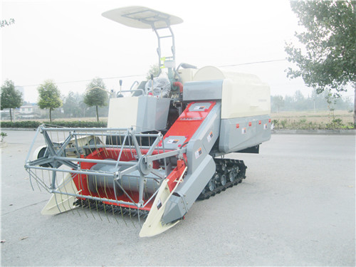 Rice Harvesting Machinery