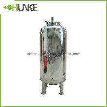 Tanque de armazenamento puro estéril de aço inoxidável do tratamento da água da isolação 10t