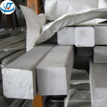 ASTM A276 410 stainless steel square bar free cutting square bar
