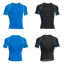 OEM Gym Wear camiseta Fitness Sport Dry Fit Camisetas