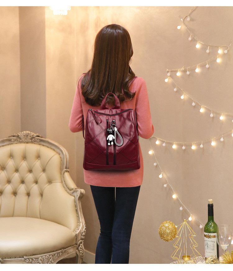 lady double shoulder bags s1812 (10)