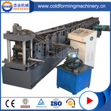 Customized stackable rack frame upright rolling machine