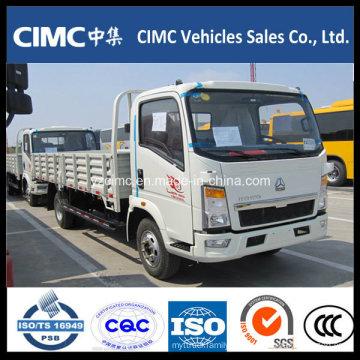 Sinotruk 6-10 Tonnen 4X2 Single Cab Kleine Fracht Light Truck
