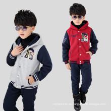 Trajes de niño de alta calidad al por mayor de moda infantil