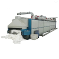 Continuous dryer high efficiency drying machine