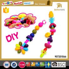 Novos produtos jóias frisado conjuntos brinquedos de moda jóias