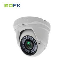 5-мегапиксельная сверхвысокое разрешение VF-объектив IP-купольная камера видеонаблюдения
