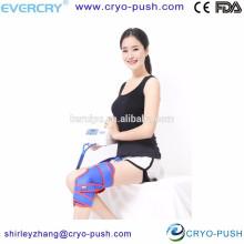 well testing equipment heating warm knee pad electrical warm knee pad