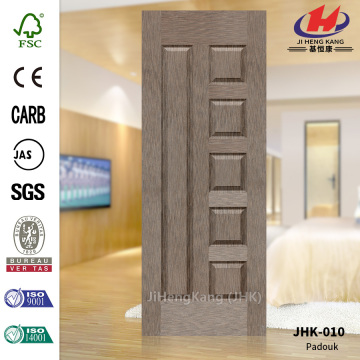 HDF Natural Pterocarpus  Door Skin