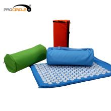 Umweltfreundliche Gesundheit Massage Akupressurmatte und Kissen Set