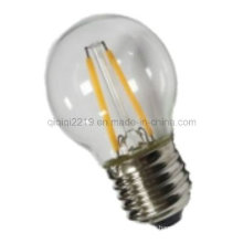 Ampoule de filament de 1.5W G45 COB LED