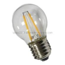1.5W G45 COB LED Filament Bulb