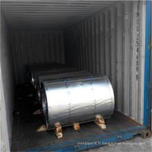 SPCC-SD DC01 Bobine d'acier laminée à froid