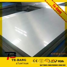 5052 сплав плоский нижний лоток алюминиевый лист