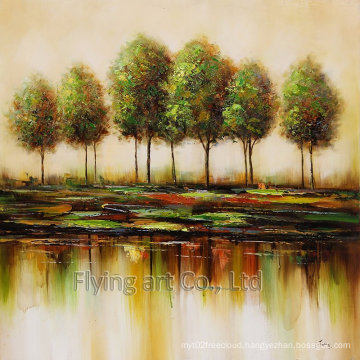Reproduction Oil Painting for Trees