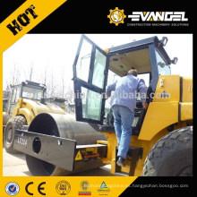 Precio Vibrator Compactor 14 Ton compactador de rodillos de carretera LT214