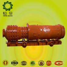 Non-clogged sewage submersible pump