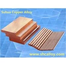 C18000 CuNi2sicr Kupferlegierung