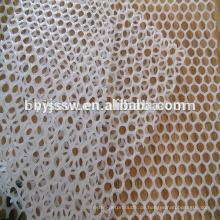 Plastikmasche für Hühnerstall, Plastikmaschen-weiße Rolle, Plastiksperren-Masche
