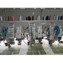 Кординг/навивки смешивается с плоской вышивальная машина