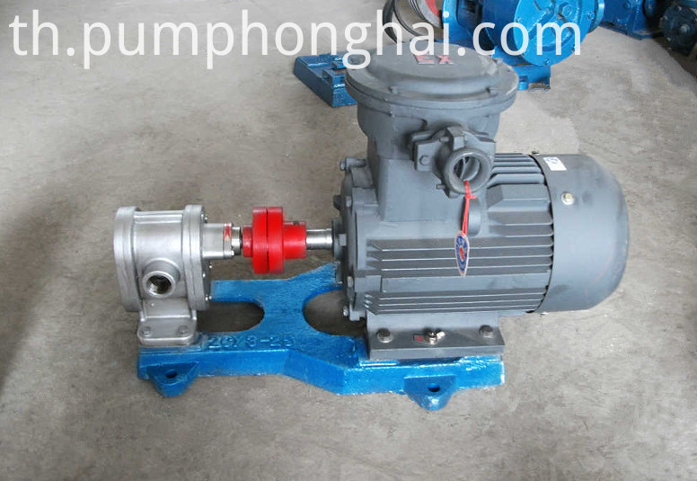 food grade oil transfer pump