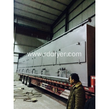 Mesh Belt Dryer for Rubber Industry