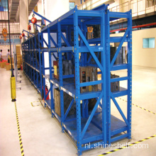 Mould Display Shelves voor injectievormen