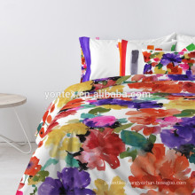 Printed sheet set pigment designs