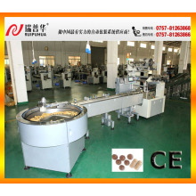 Macaroon Full Automatic Feeding Package System Line