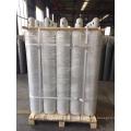 Cilindro de gás de oxigênio industrial 50L