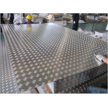 Competitive Price Checkered Tread Aluminum