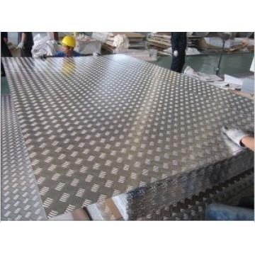 Prix concurrentiel à carreaux en aluminium
