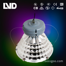120W LED High Bay Lamp Industrial Factory Pendant Light